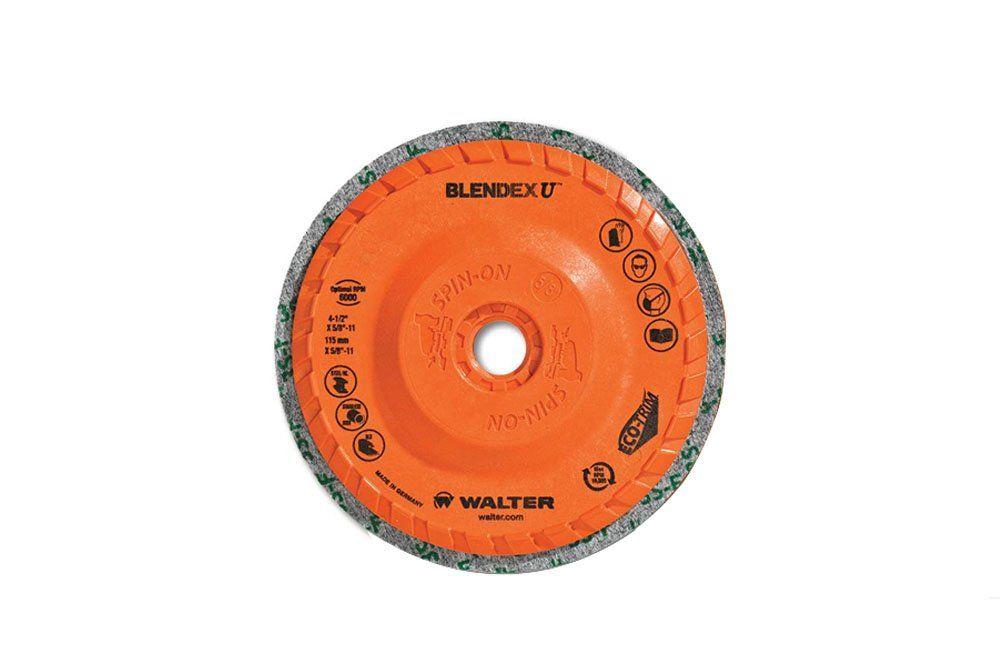 Disco Blendex U CUP 4.1/2XM14 07U421 - Walter
