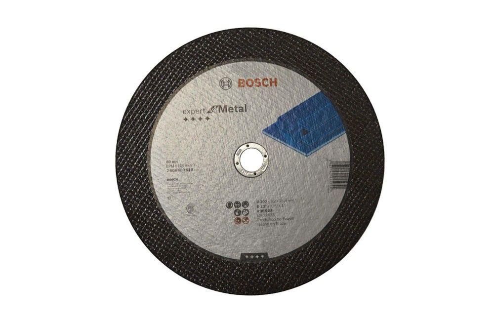 Disco de Corte de Ferro 12'' 1/8 X 1 - Bosch