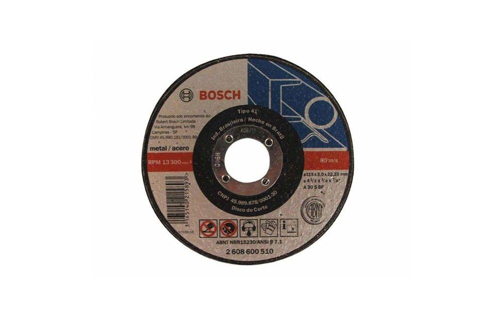 "Disco para Corte de Ferro 4.1/2"" x 1/8"" / 115 x 3,2 x 22,23 mm Expert - Bosch"