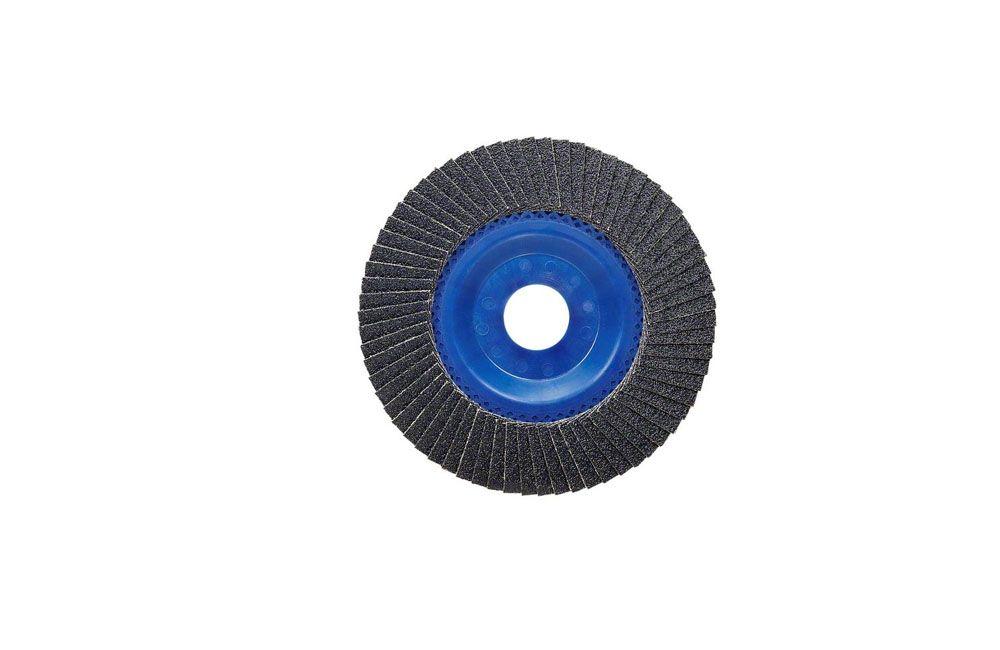 """Disco de Lixa Flap Reto Plástico 7"""" Grão 40 - Bosch"""