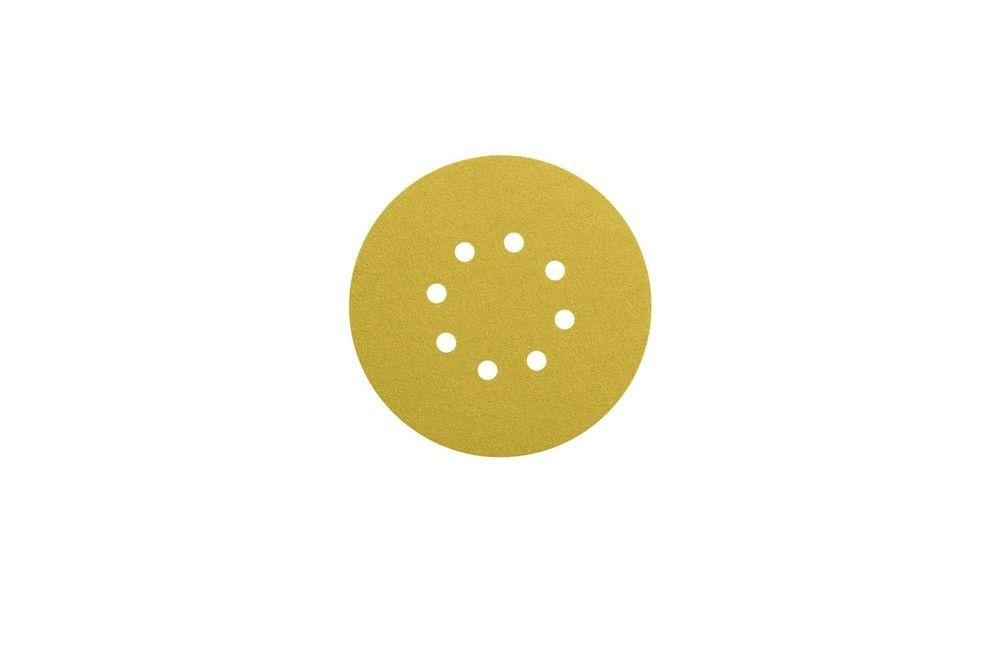 Disco de Lixa Hookit para Madeira 125 mm 8 Furos Grão 240 C470 - Bosch