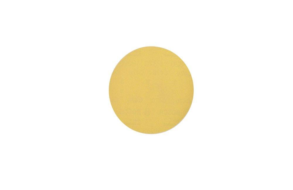 Disco de Lixa Hookit para Madeira 125 mm Sem Furos Grão 120 C470 - Bosch