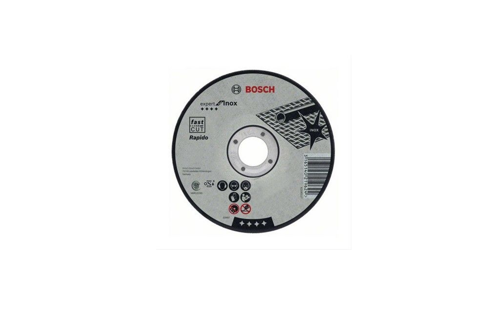 "Disco para Corte de Inox 7"" / 178 x 2,0 x 22, 2 mm Expert - Bosch"