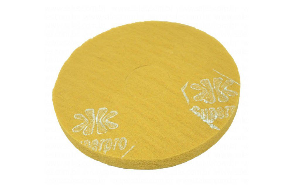 Disco Polidor Amarelo  510MM PD-822510R - Sales