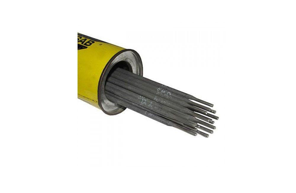 Eletrodo OK9218 2,5 mm para Ferro Fundido 1 Kg - ESAB