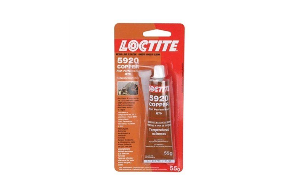 Elimina Juntas Ultracopper 5920 55 gramas - Loctite