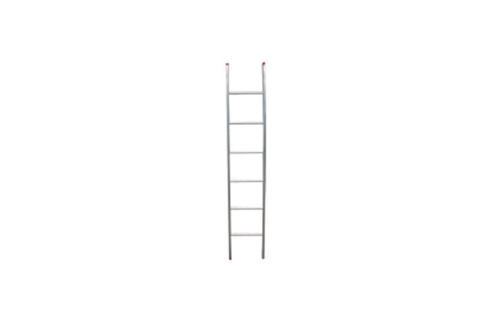 Escada de Alumínio Paralela 8 Degraus com 2,7 Metros PC-108 - Alulev