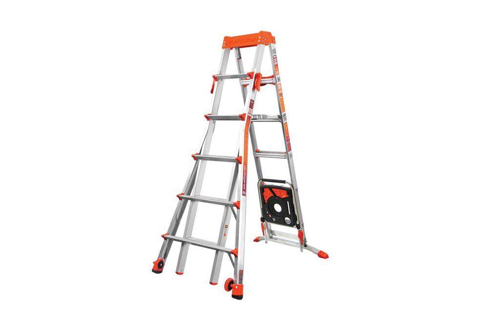 Escada Multifuncional 3.04ALT 10 Degraus - Sintese