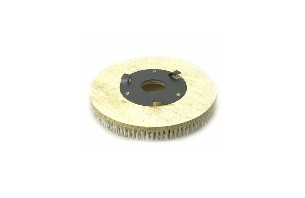 Escova de Nylon 350 mm com Flange para Cleaner CL350
