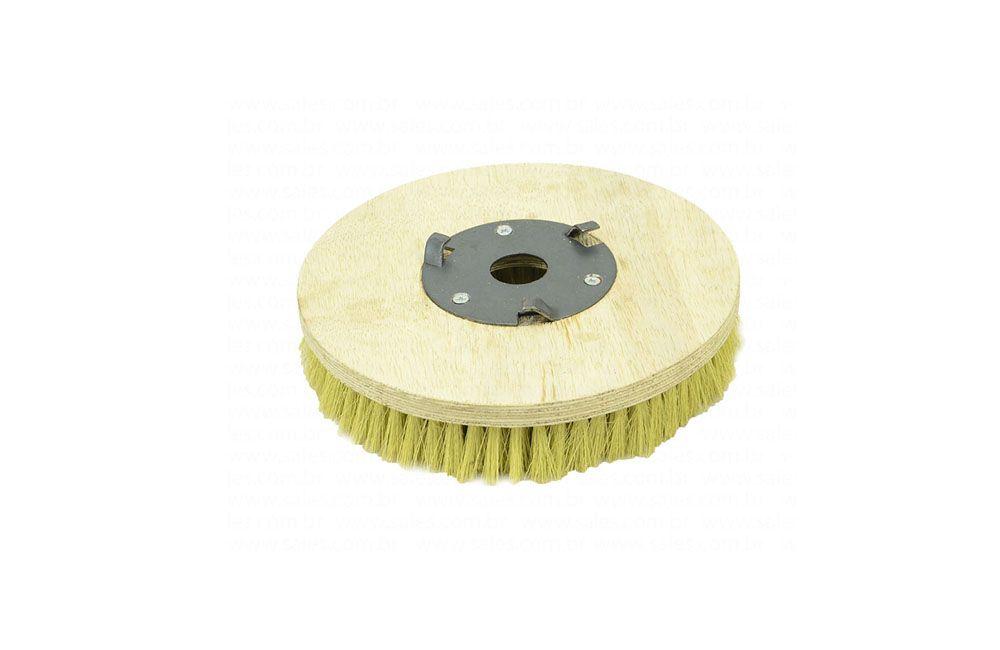 Escova de Pelo 350 mm com Flange para Cleaner CL350