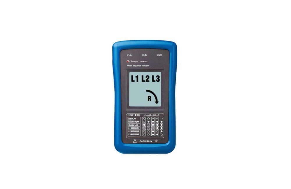 Fasímetro com Display em LCD Minipa MFA-861 - MINIPA