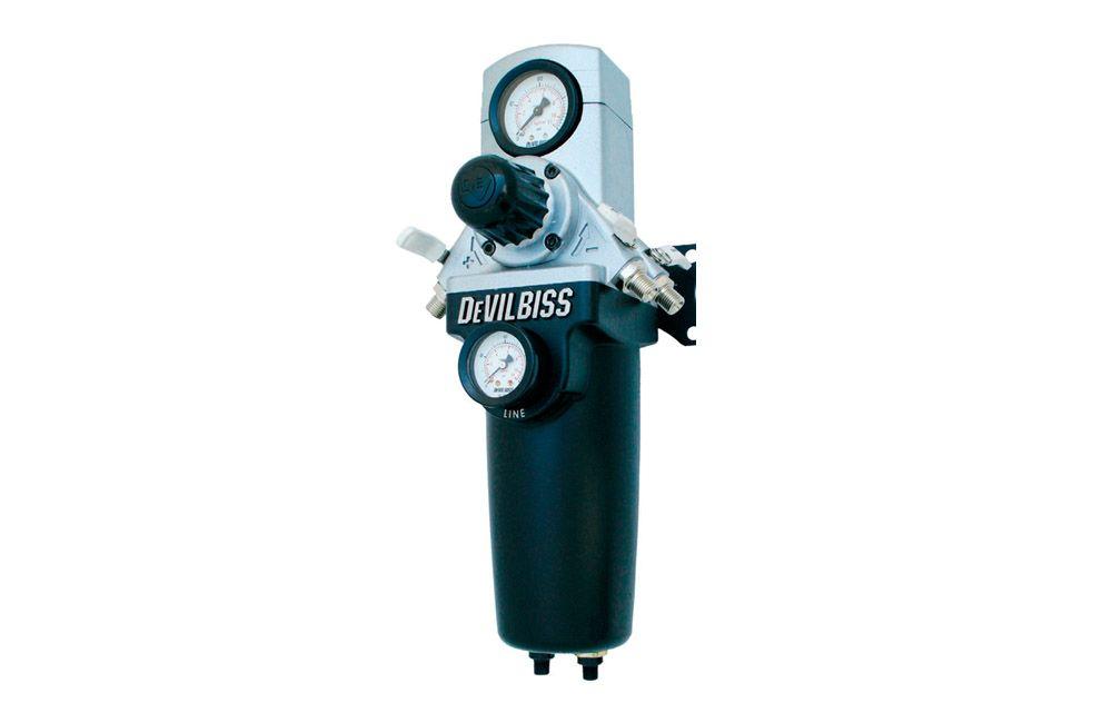 Filtro Coalescente e Regulador de Ar 1/2BSP FRC-650 - Devilbiss