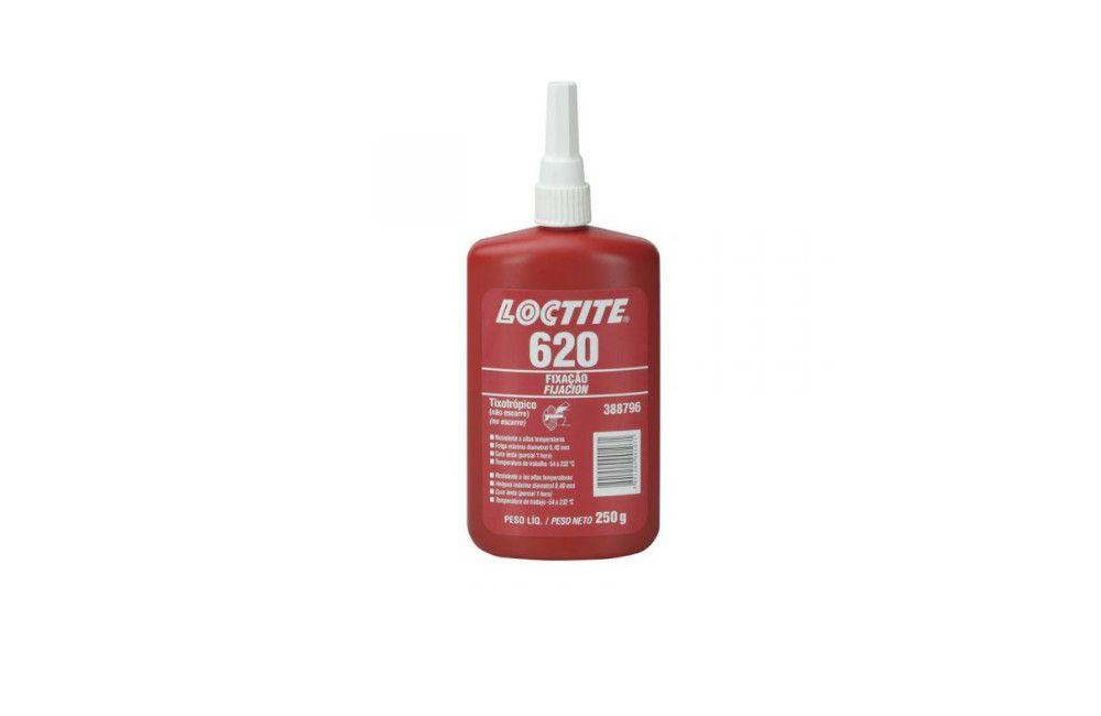 Fixação Anaeróbica de 250 gramas 620 - Loctite