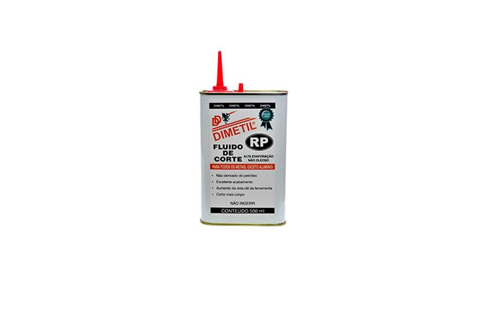 Fluído de Corte Alta Evaporação 500 ml RP - Dimetil