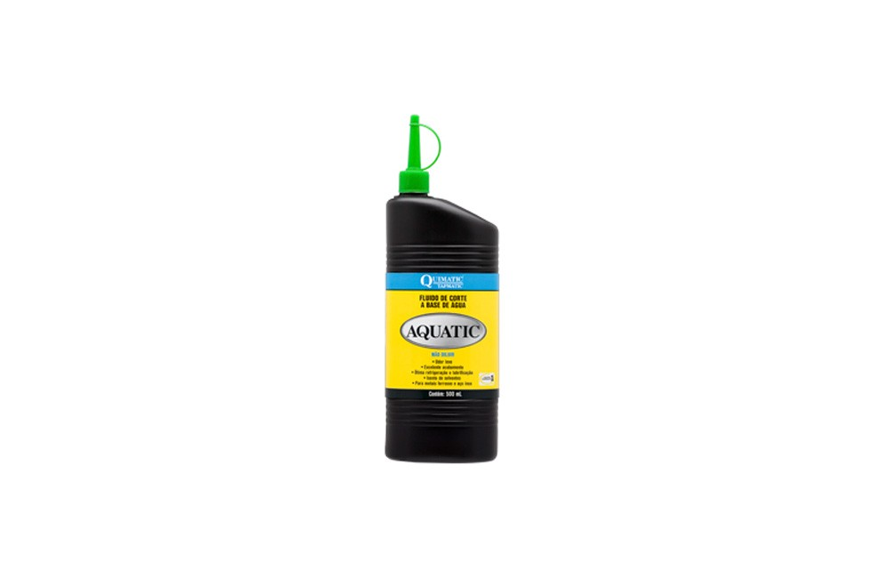 Fluido de Corte para Metais Aquatic com 500 ml - Tapmatic