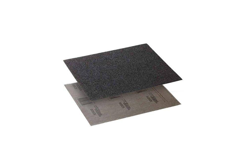 Folha de Lixa D'água de 225 x 275 mm Grão 80 - Bosch