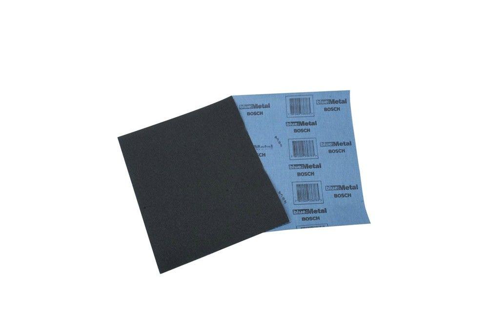 Folha de Lixa para Ferro de 225 x 275 mm Grão 220 - Bosch