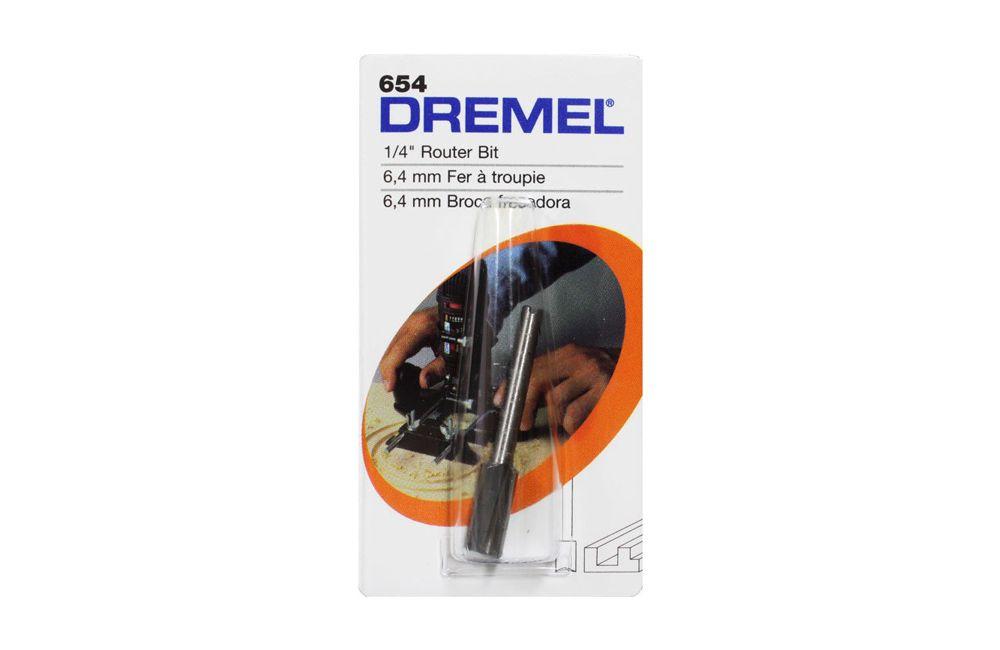 Fresa Cilíndrica 6,4 mm Dremel 654