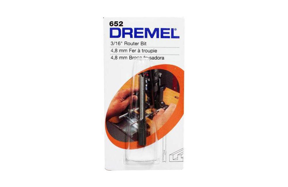 Fresa Paralela de 484 mm Dremel 652