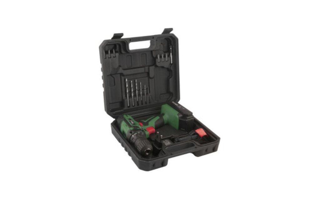 """Furadeira Parafusadeira de 3/8"""" à Bateria 12V Bivolt  PFD012 - DWT"""