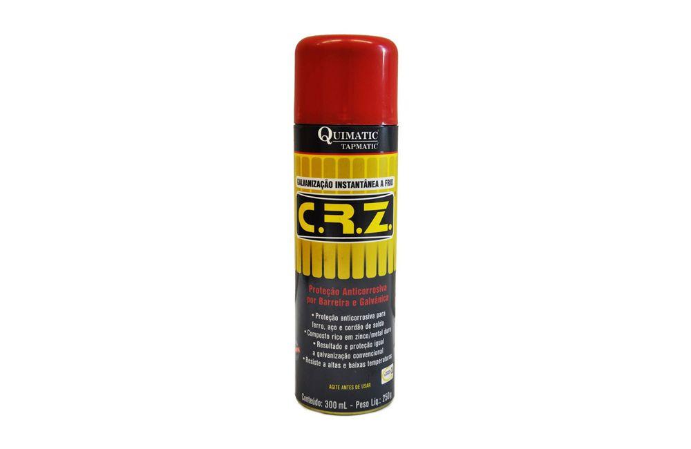 Galvanizador a Frio CRZ Spray 300 ml