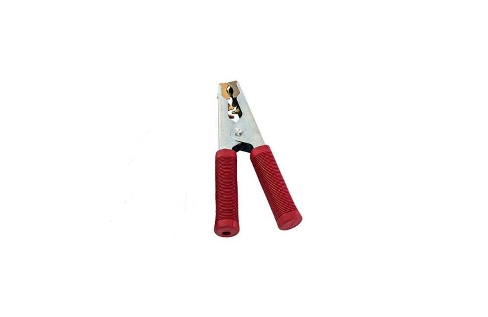 Garra Vermelha para Bateria Grande até 300A GJA300 - Aleco