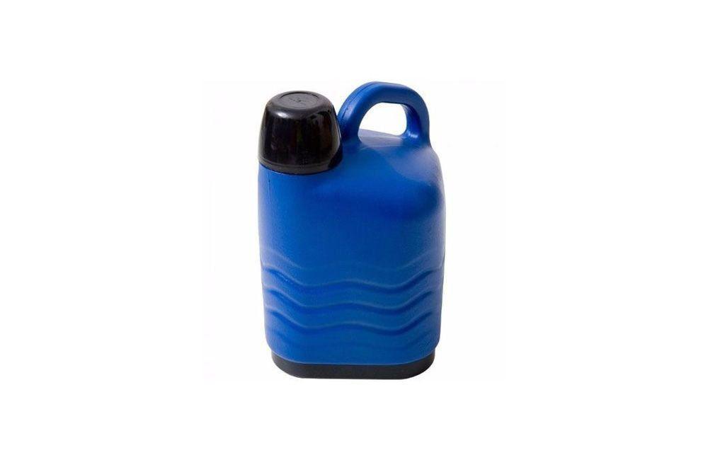 Garrafa Térmica de 5 litros Azul - Invicta