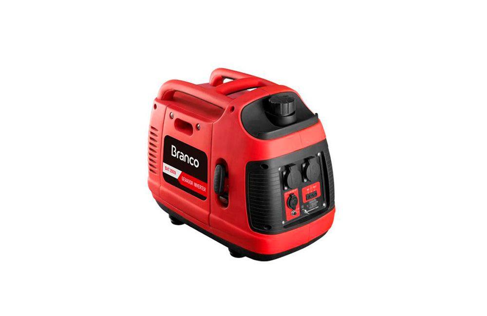 Gerador à Gasolina Inverter 1,8 KW 110V B4T-2000I - Branco