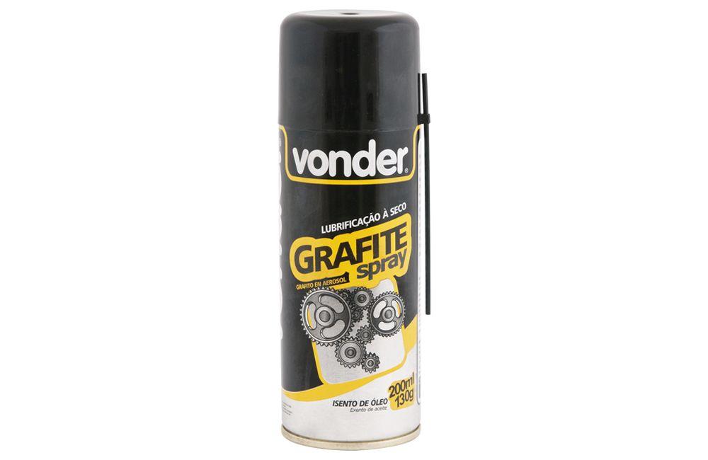 Grafite Spray 130 gramas