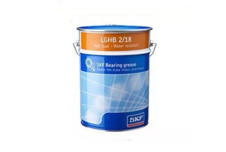 Graxa de Alta Viscosidade para Carga Elevada e Alta Temperatura LGHB 2/18 Balde de 18 Kgs - SKF