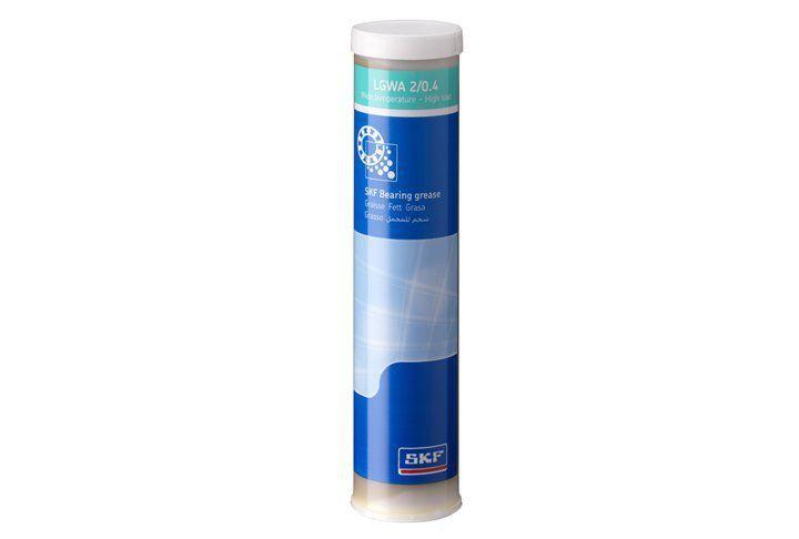 Graxa para Cargas Elevadas, Pressão Extrema e Ampla Faixa de Temperatura LGWA 2/0.4 Cartucho de 400 gr -SKF