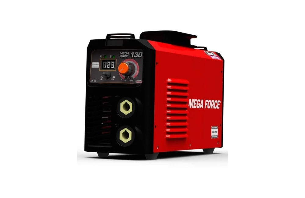 Inversora / Tig 130A Mega Force 130 110/220V - LINCOLN