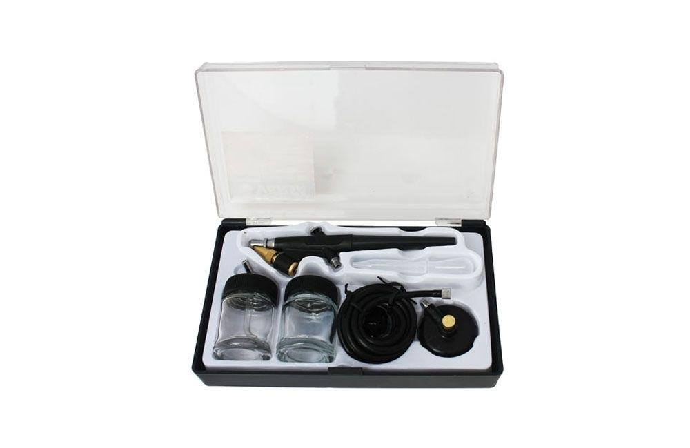 Kit Aerógrafo para Pintura com 7 peças R540 - Versa