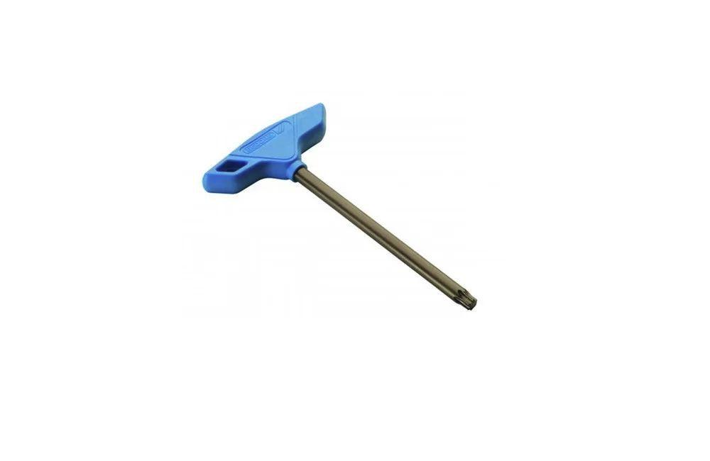 Kit chaves torx T25-27-30 com cabo T