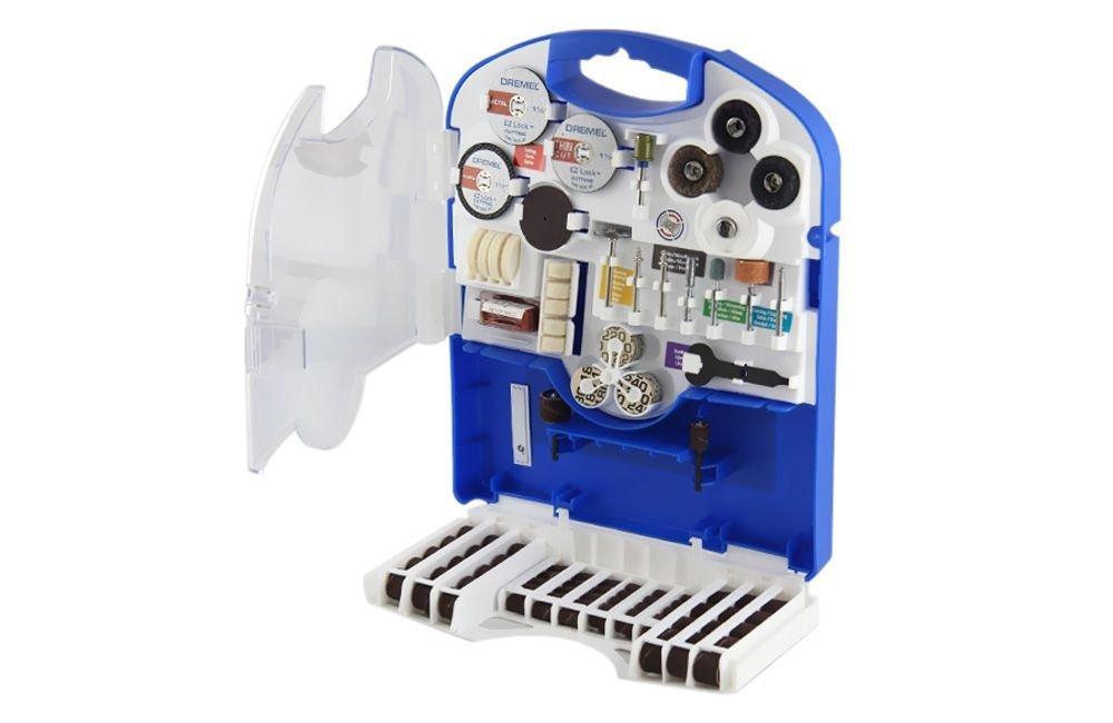 Kit de Acessórios Multiuso com 160 peças Dremel 710