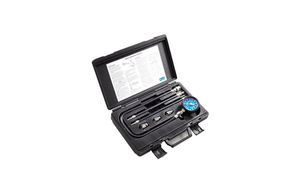 Kit de Teste de Compressão para Motores a Gasolina OTC 560635N