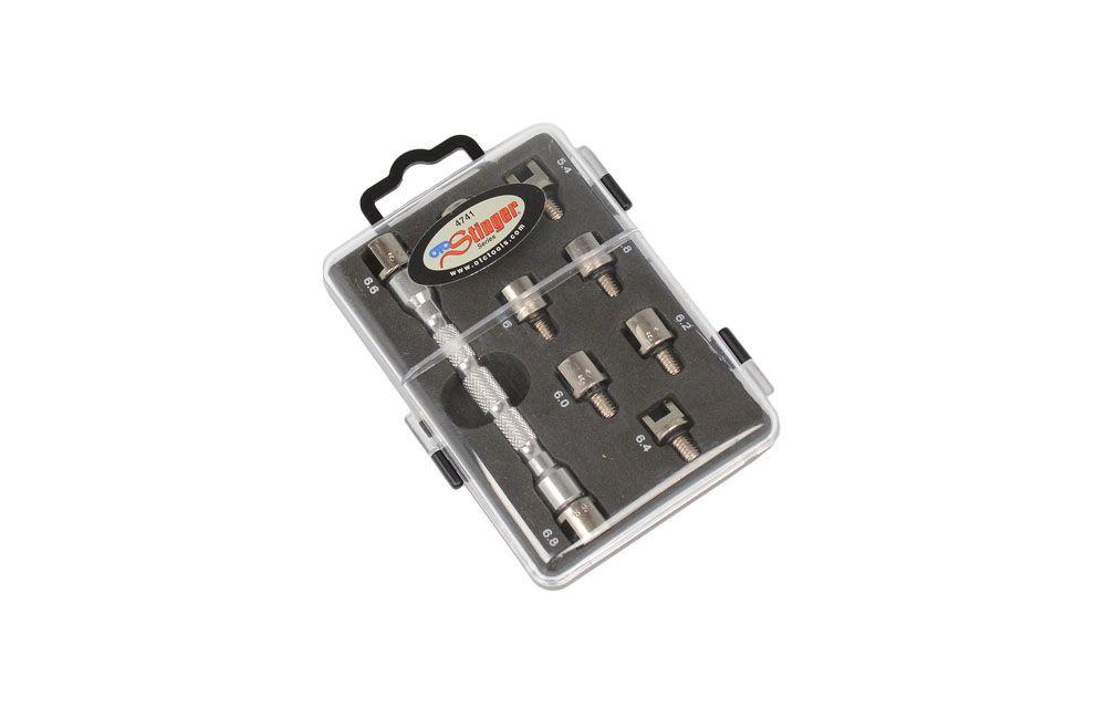 Kit Ferramentas para Apertar Porca de Raio de Motos OTC 4741