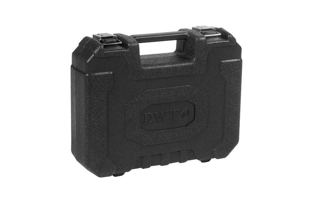 Kit Parafusadeira à Bateria 3,6V BIVOLT PBD360 com 45 Peças - DWT