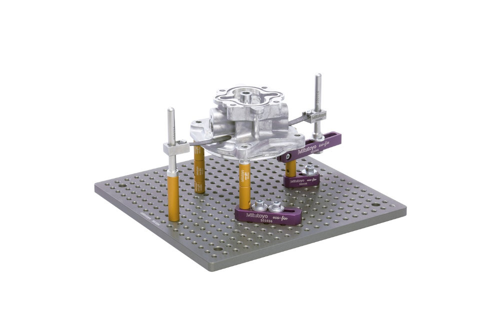 Kit sistema de fixação modular para peças K551231 Cancún Komeg - MITUTOYO