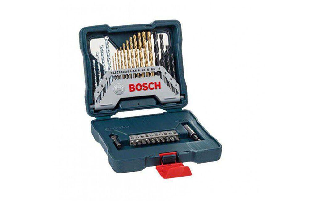Kit X-Line de Brocas e Bits de Titânio 30 peças - Bosch