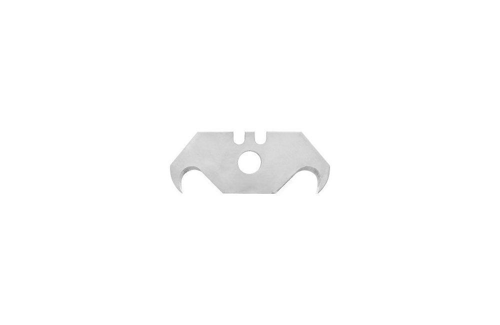 Lâmina Trapezoidal para Estilete 19mm Com Gancho e 10 peças - Vonder