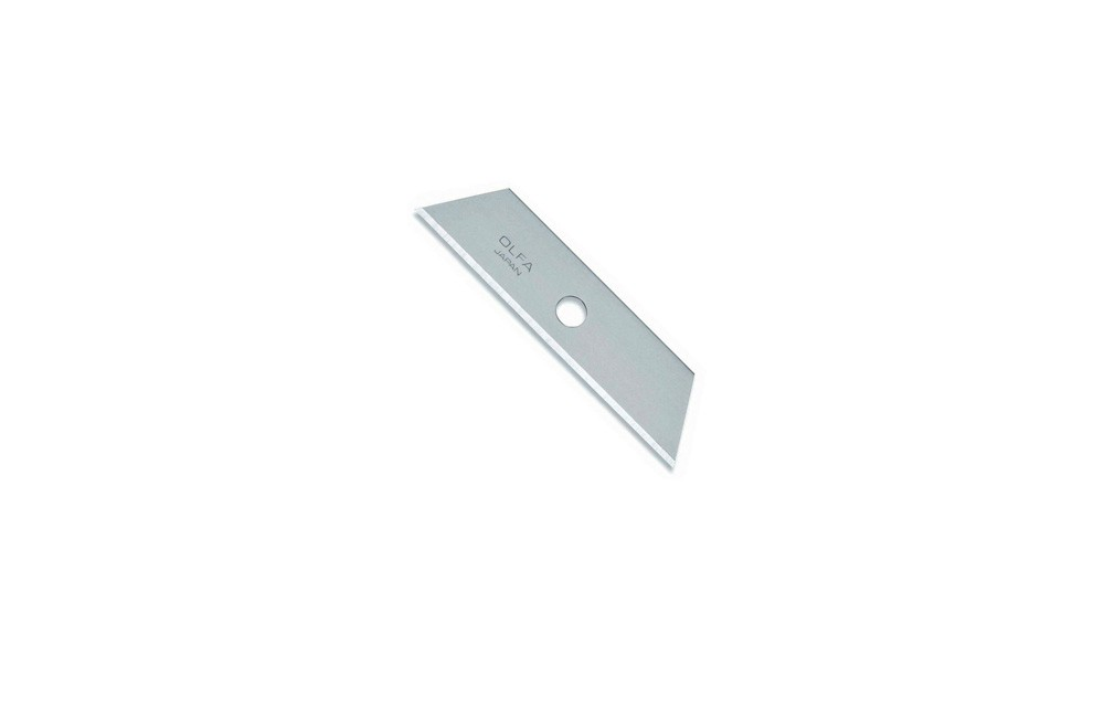 Lâmina Trapezoidal para Faca SK-4 com 5 peças SKB-2/5B - Olfa