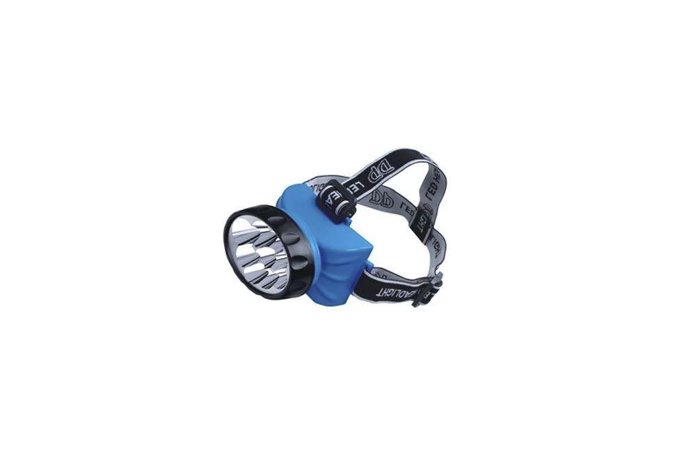 Lanterna pra Capacete Recarregável DP722B
