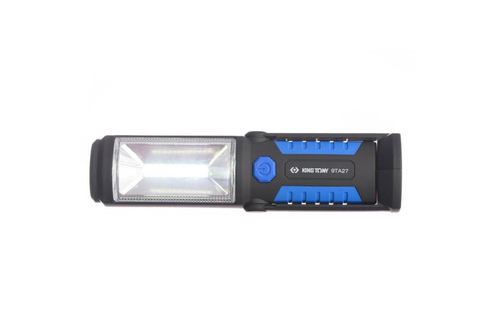 Lanterna Recarregável Luz Frontal 3W 9TA27A - King Tony