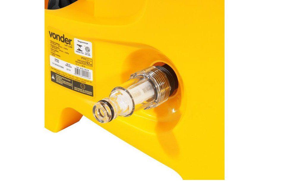 Lavadora De Alta Pressão 1300 Libras 1200W 110V LAV1200 - Vonder
