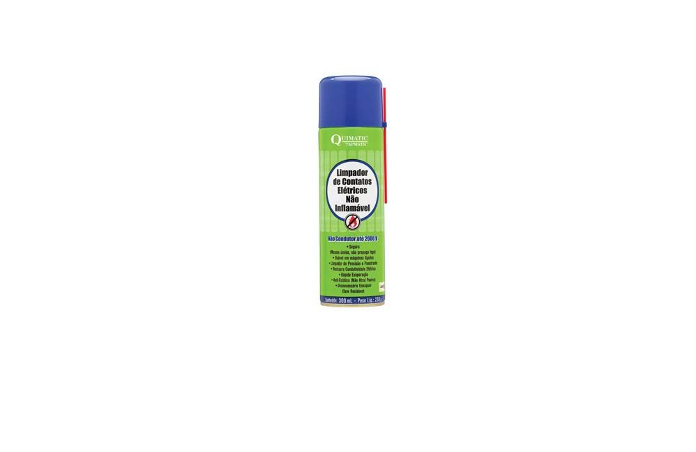 Limpa Contato Elétrico Não Inflamável de 300 ml - Tapmatic