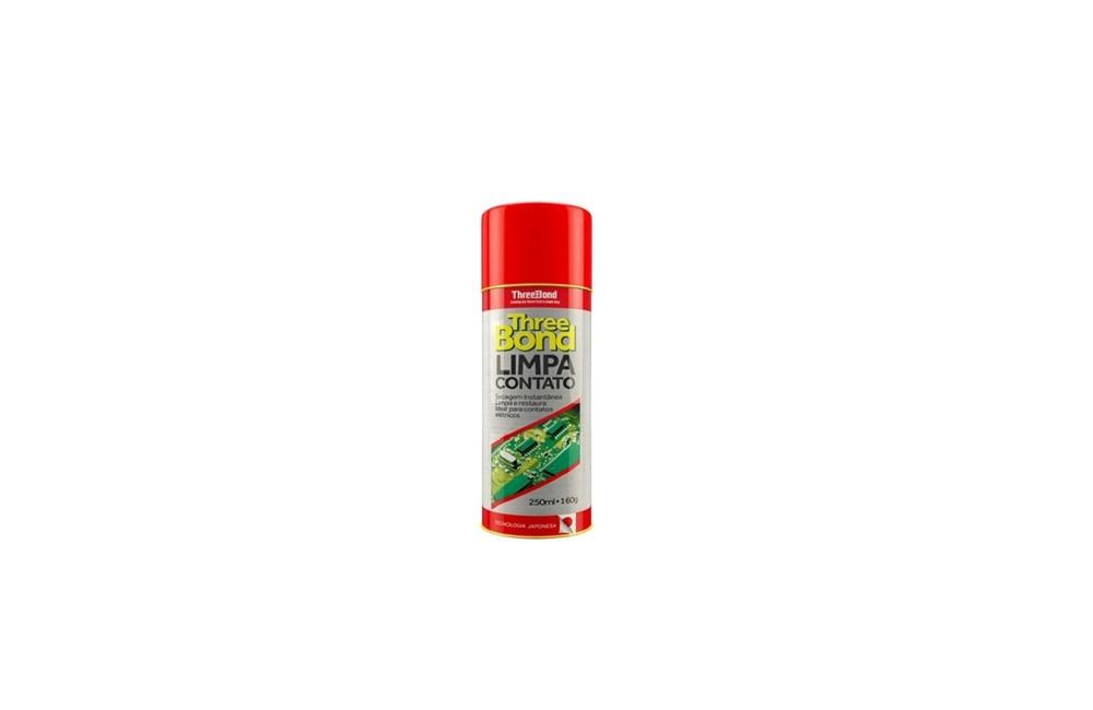 Limpa Contato Elétrico Spray de 250 ml - Three Bond
