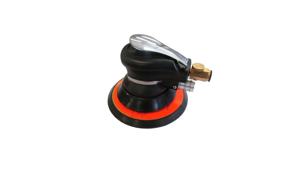 """Lixadeira Roto-Orbital Pneumática 6"""" com Aspiração 6515 - Waft"""