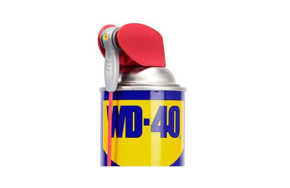 Lubrificante Anticorrosivo 500ml Flex Top Spray - WD40