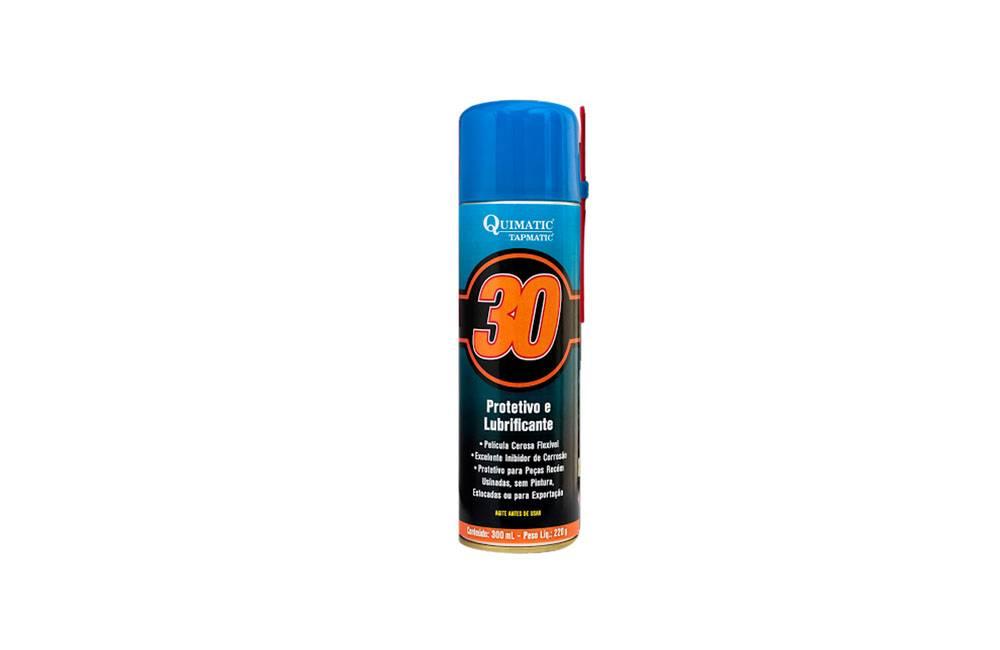 Lubrificante Industrial 300 ml Quimatic 30 - Tapmatic